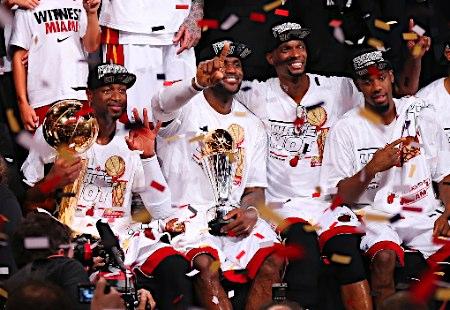 NBAファイナル終了しました。残念スパーズ。(マニアックバスケ話)