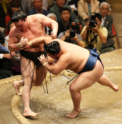 横綱相撲とは