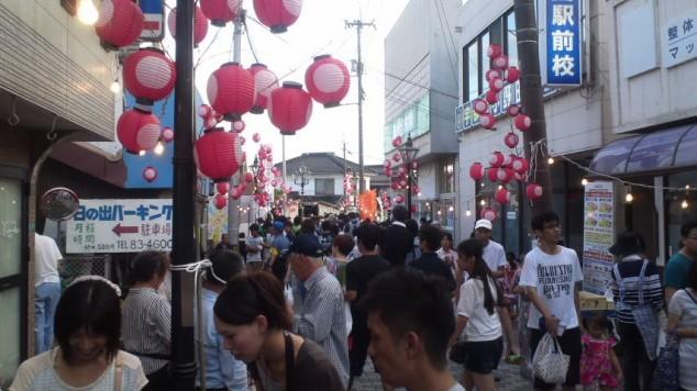 ちょうちん七夕フェスティバル!