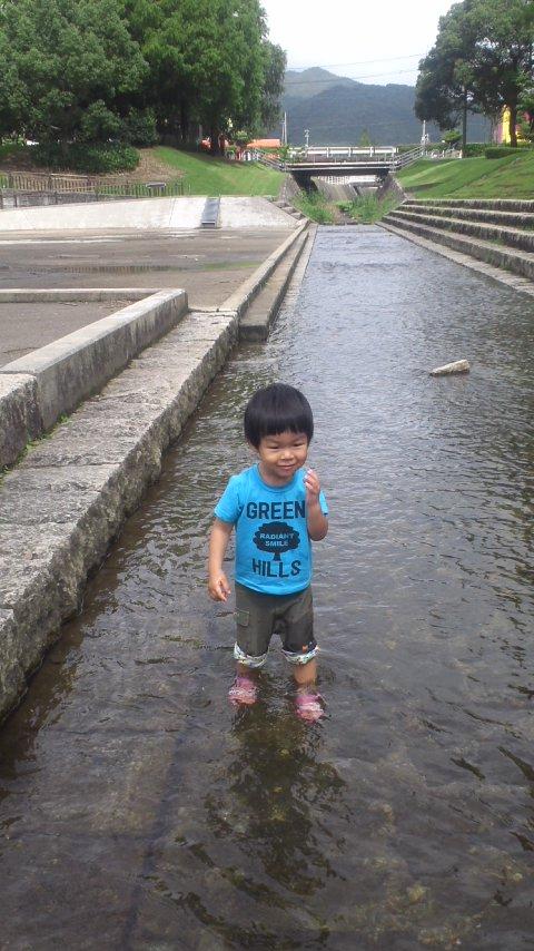 県内の水遊び場所