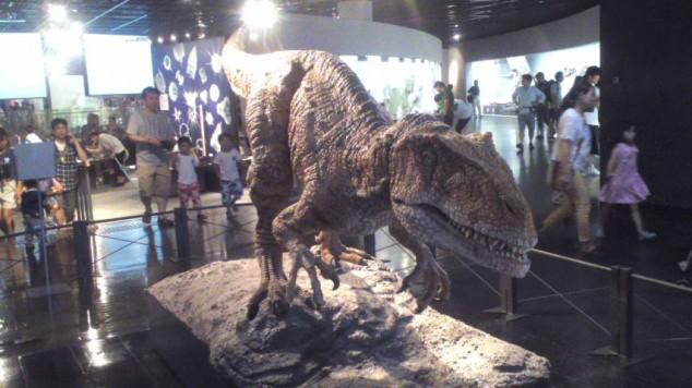 北陸旅行記第1弾〜恐竜の町へ〜
