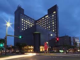 二日連続ANAクラウンホテル・・・・・
