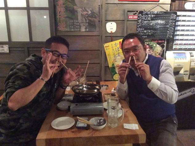 福岡で大学時代の親友(悪友)と会った話