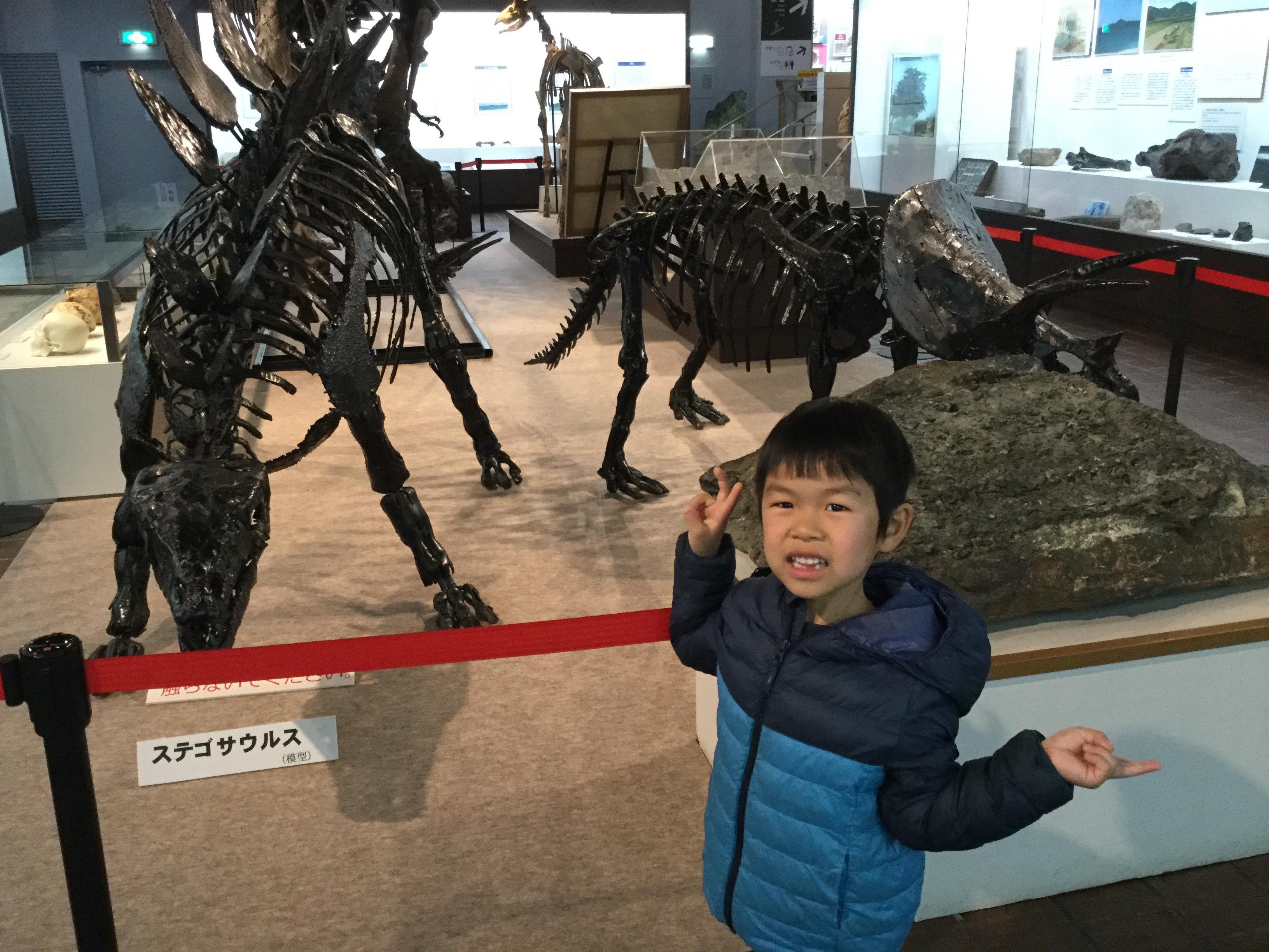 超久しぶりの山口博物館