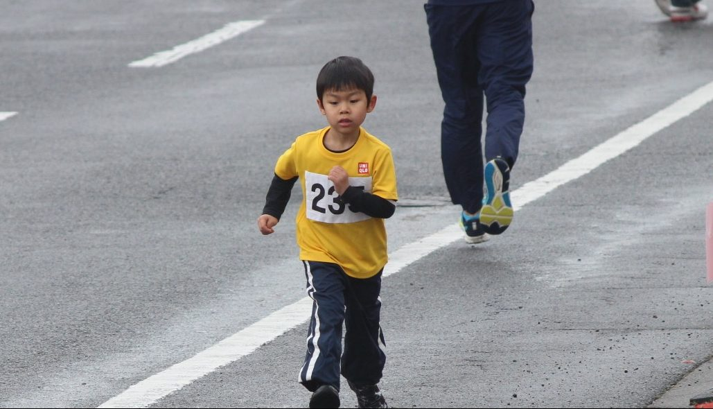 マラソン大会参加