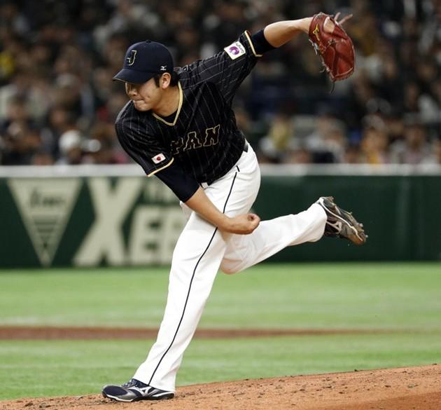 日本代表には菅野がいるんだぜ!