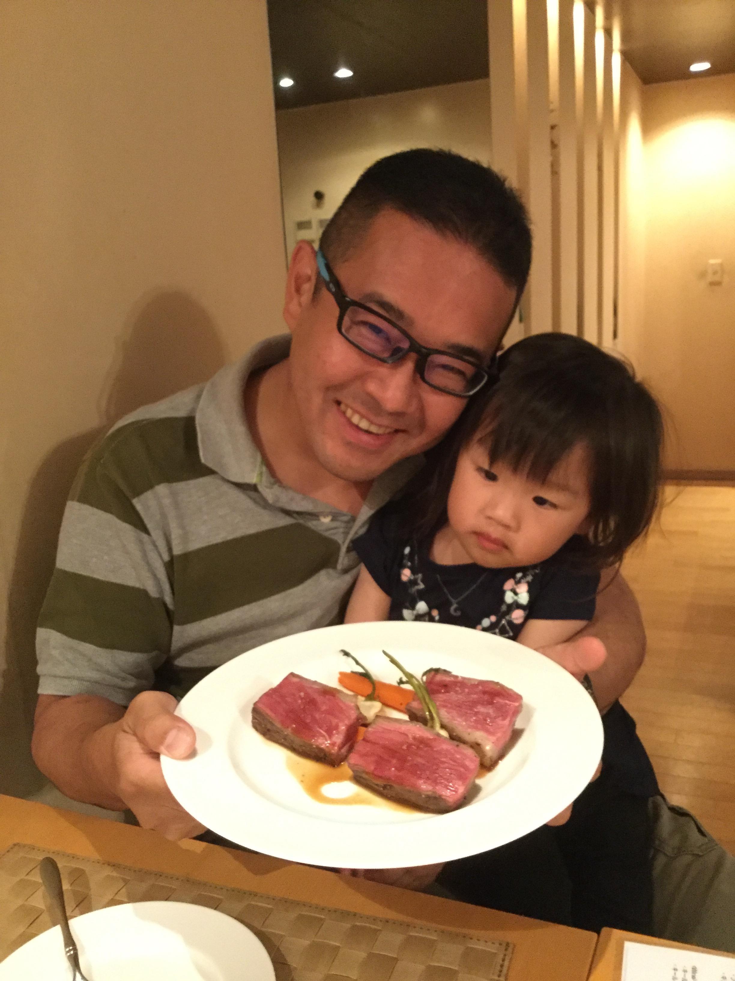 この子の七つのお祝いに(42歳ですけど)