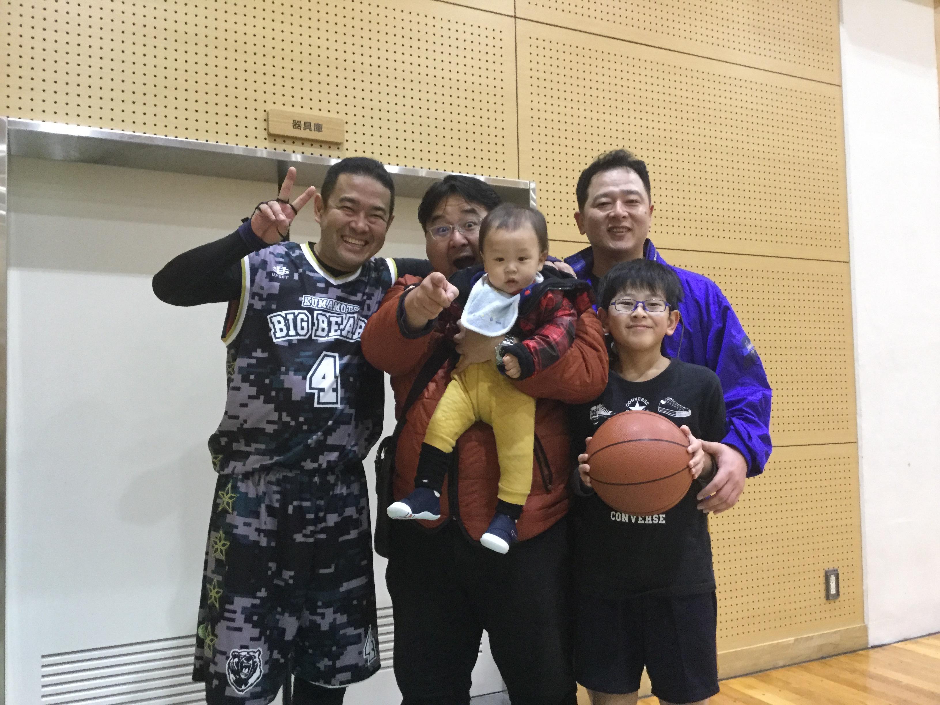 県外なのに熊大医学部バスケ部理事