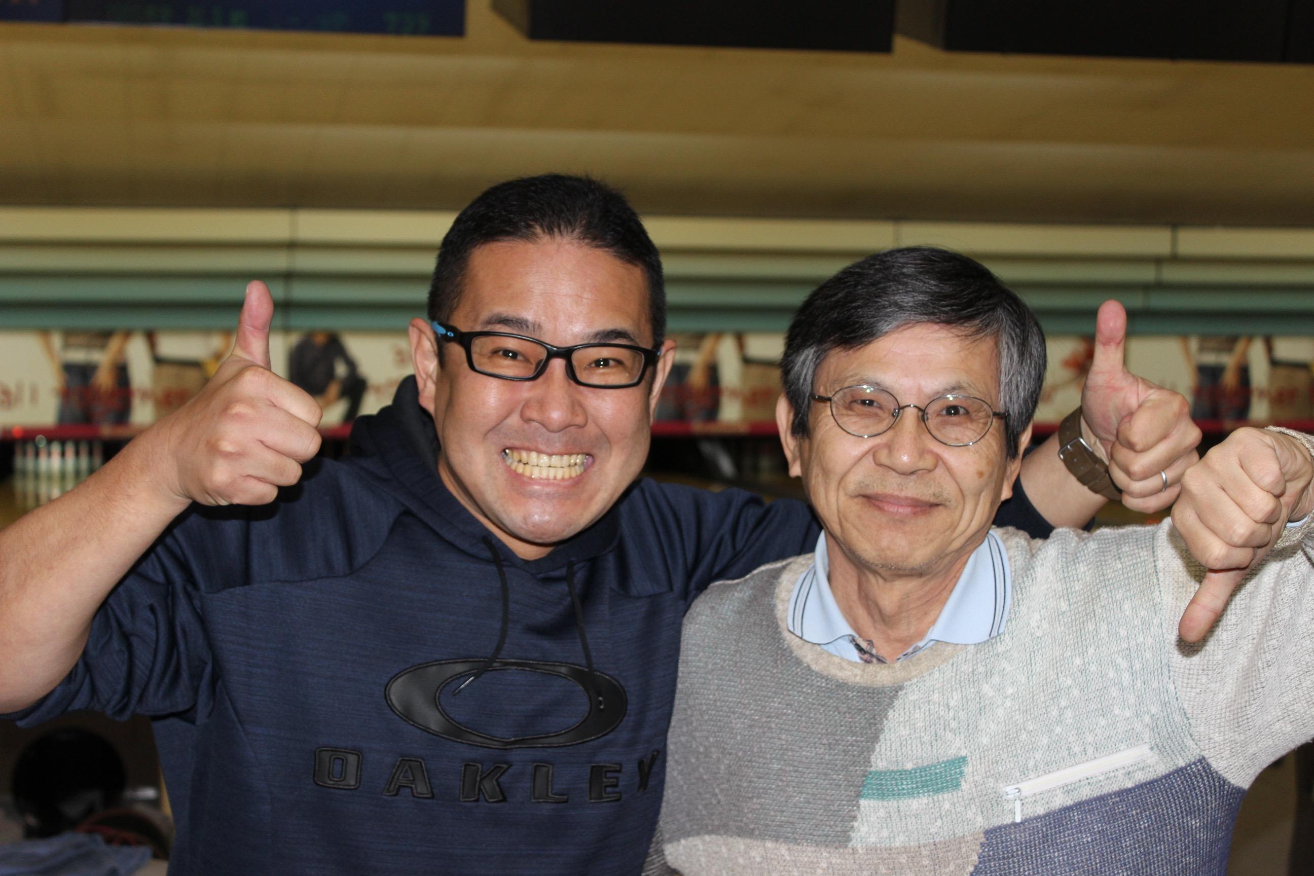 三師会ボーリング大会に参加して来ました。