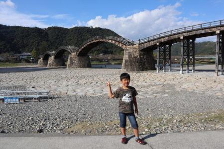 久しぶりの錦帯橋(その1)
