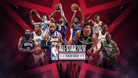 NBAオールスター2020!