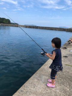 「父の日」杯、釣り大会開催!