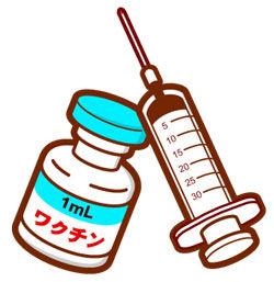 今シーズンのインフルエンザワクチン予約は終了いたします。