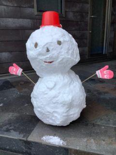 雪だるまの一生